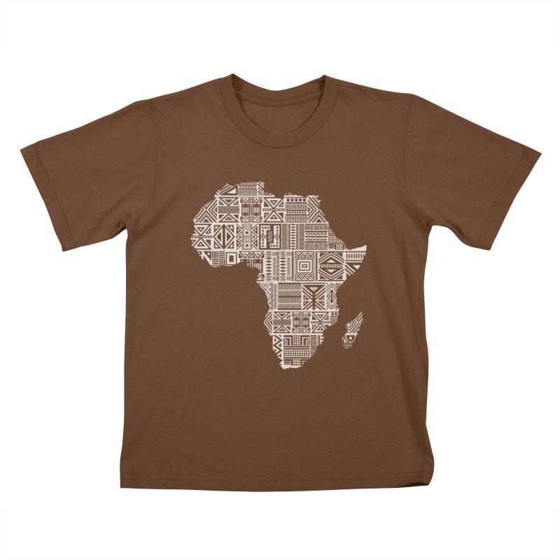 Wonderland  Kids T-shirt by udegbunamtbj's Artist Shop