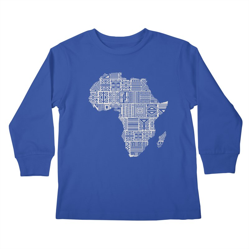 Wonderland  Kids Longsleeve T-Shirt by udegbunamtbj's Artist Shop