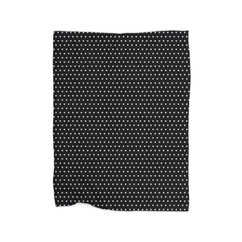 Ugress Logo (White) Home Blanket by Ugress Merchandise
