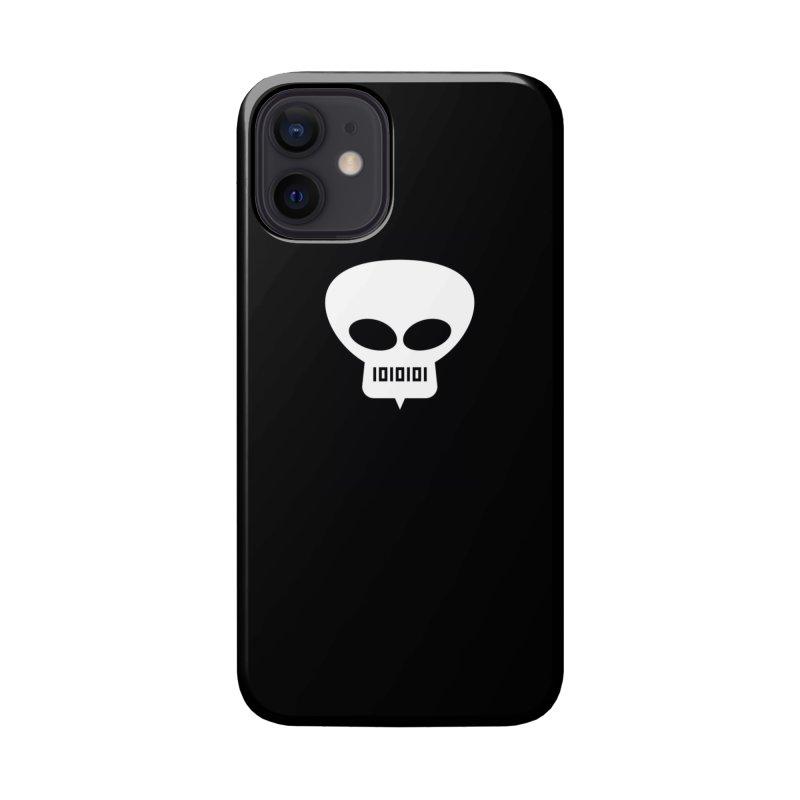 Ugress Logo (White) Accessories Phone Case by Ugress Merchandise