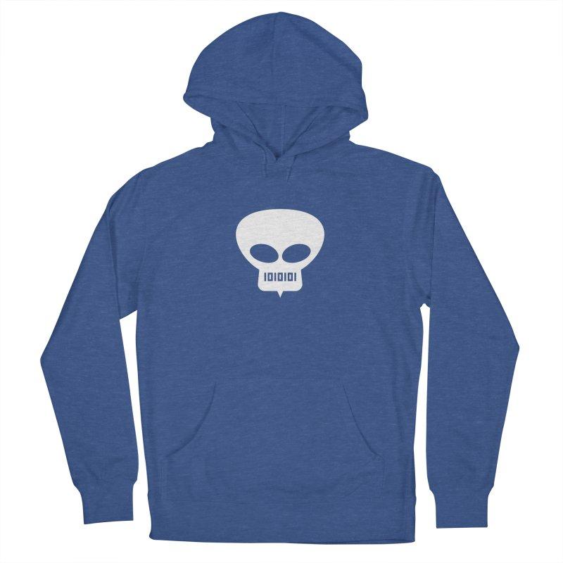 Ugress Logo (White) Men's Pullover Hoody by Ugress Merchandise