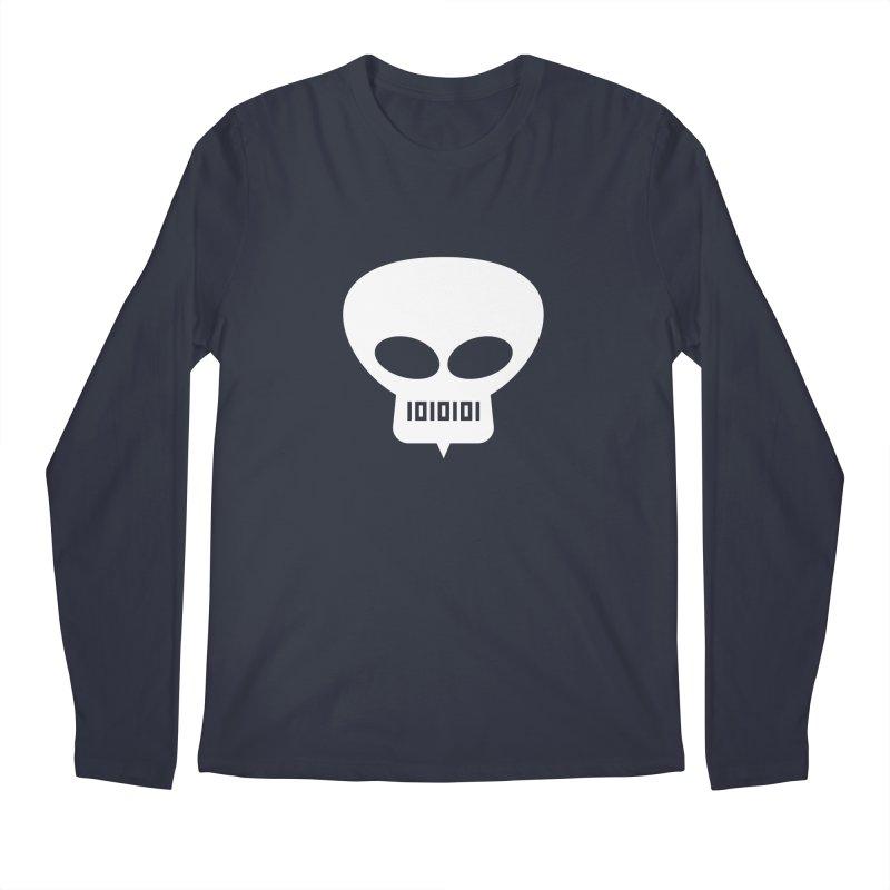 Ugress Logo (White) Men's Longsleeve T-Shirt by Ugress Merchandise