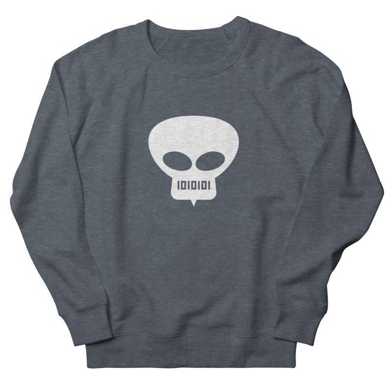 Ugress Logo (White) Men's Sweatshirt by Ugress Merchandise