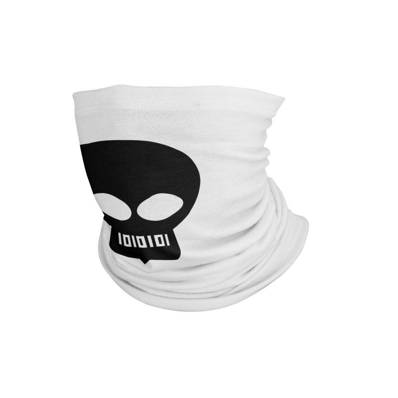 Ugress Logo (Black) Accessories Neck Gaiter by Ugress Merchandise