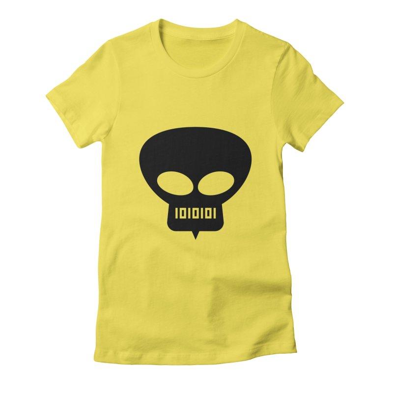 Ugress Logo (Black) Women's T-Shirt by Ugress Merchandise