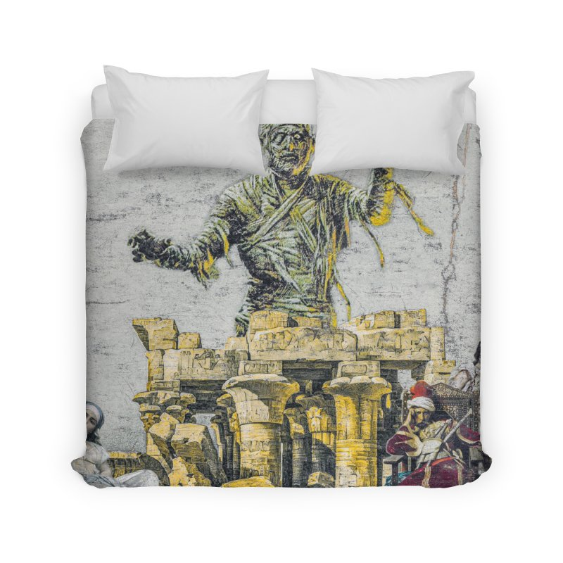 Curse Of The Cancelled Home Duvet by Ugress Merchandise