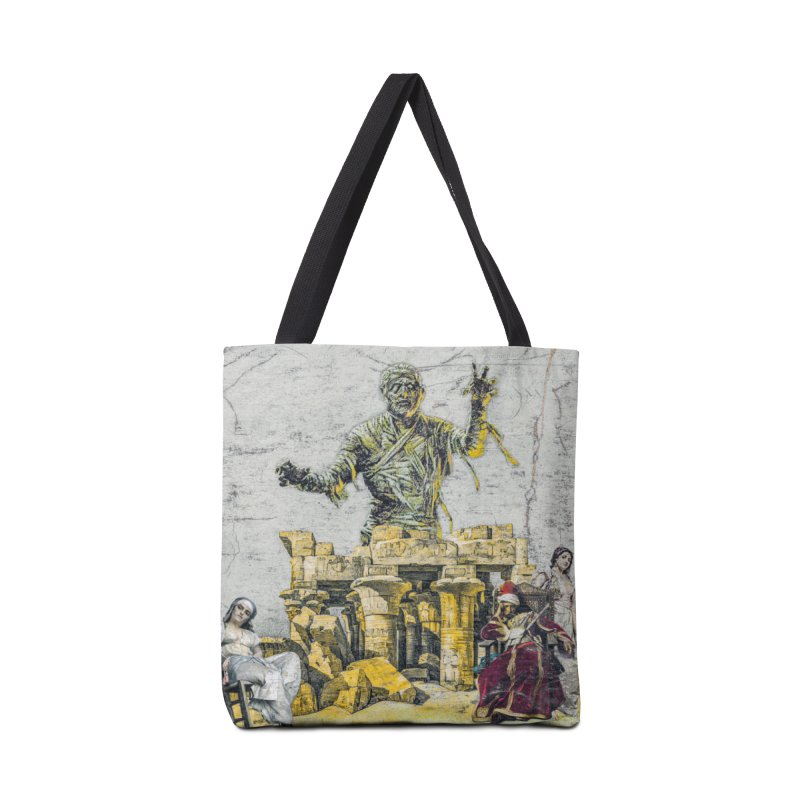 Curse Of The Cancelled Accessories Bag by Ugress Merchandise