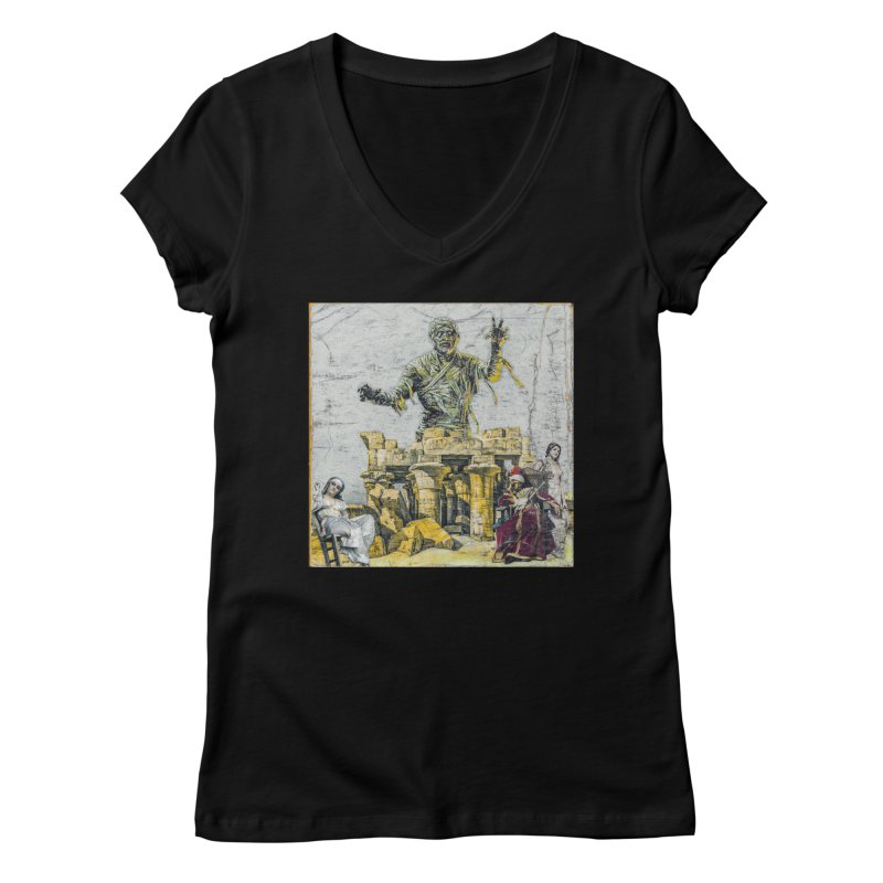 Curse Of The Cancelled Women's V-Neck by Ugress Merchandise