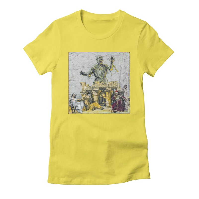 Curse Of The Cancelled Women's T-Shirt by Ugress Merchandise