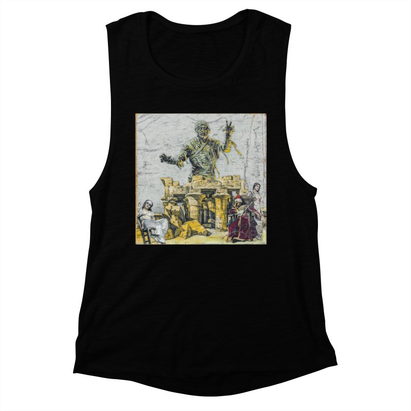 Curse Of The Cancelled Women's Tank by Ugress Merchandise