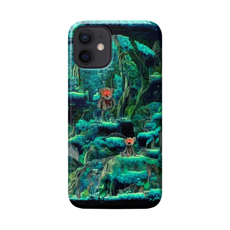 The Teddy Bear's Picnic Accessories Phone Case by Ugress Merchandise