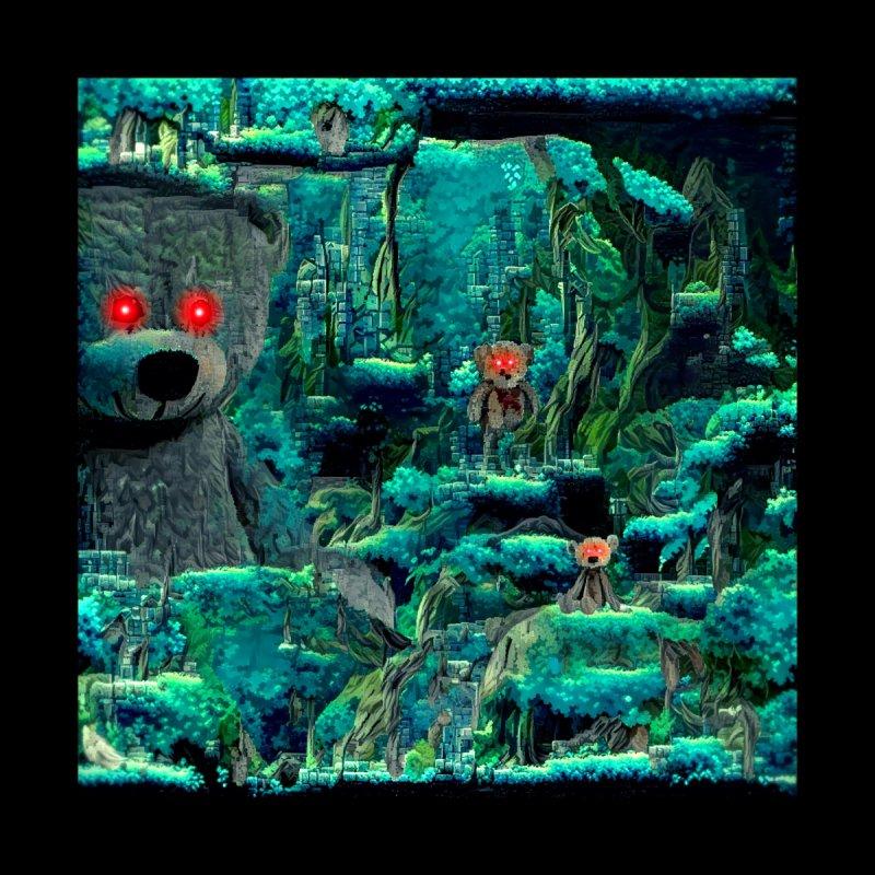 The Teddy Bear's Picnic Home Duvet by Ugress Merchandise