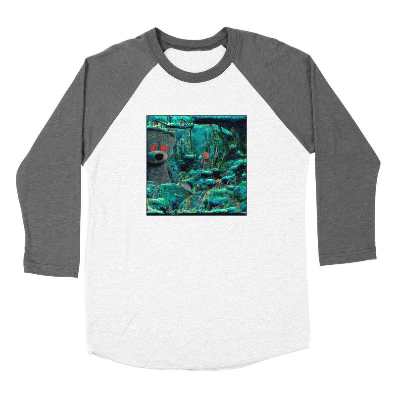 The Teddy Bear's Picnic Women's Longsleeve T-Shirt by Ugress Merchandise