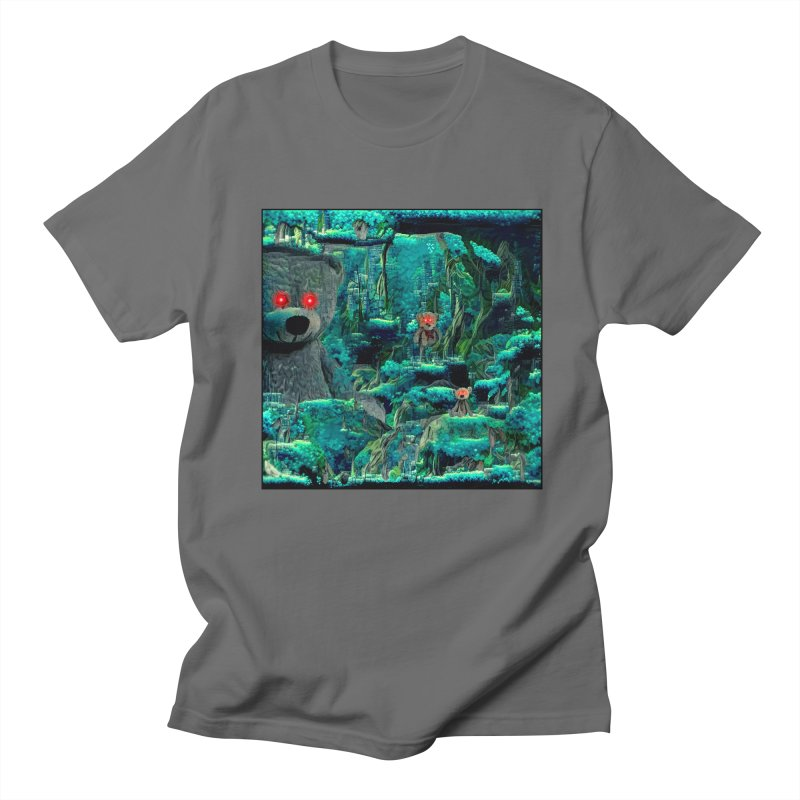 The Teddy Bear's Picnic Men's T-Shirt by Ugress Merchandise