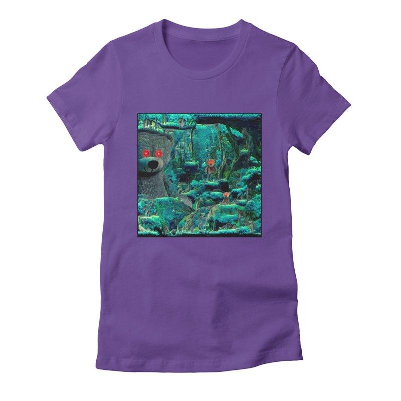 The Teddy Bear's Picnic Women's T-Shirt by Ugress Merchandise