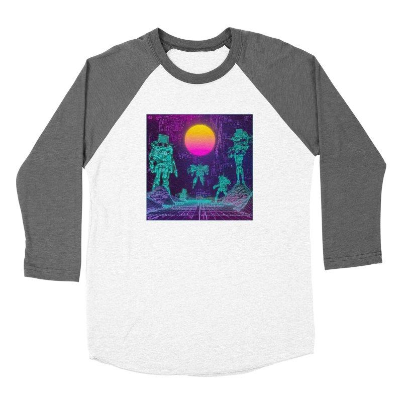 Static Troopers Women's Longsleeve T-Shirt by Ugress Merchandise
