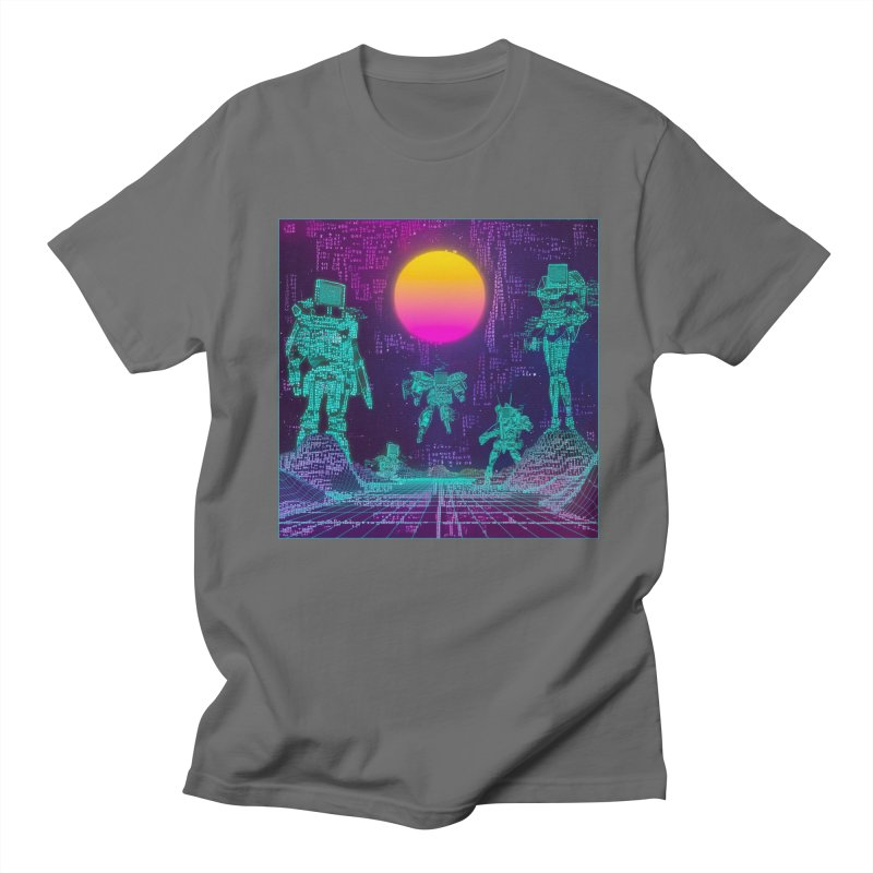 Static Troopers Men's T-Shirt by Ugress Merchandise