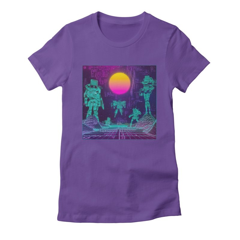 Static Troopers Women's T-Shirt by Ugress Merchandise