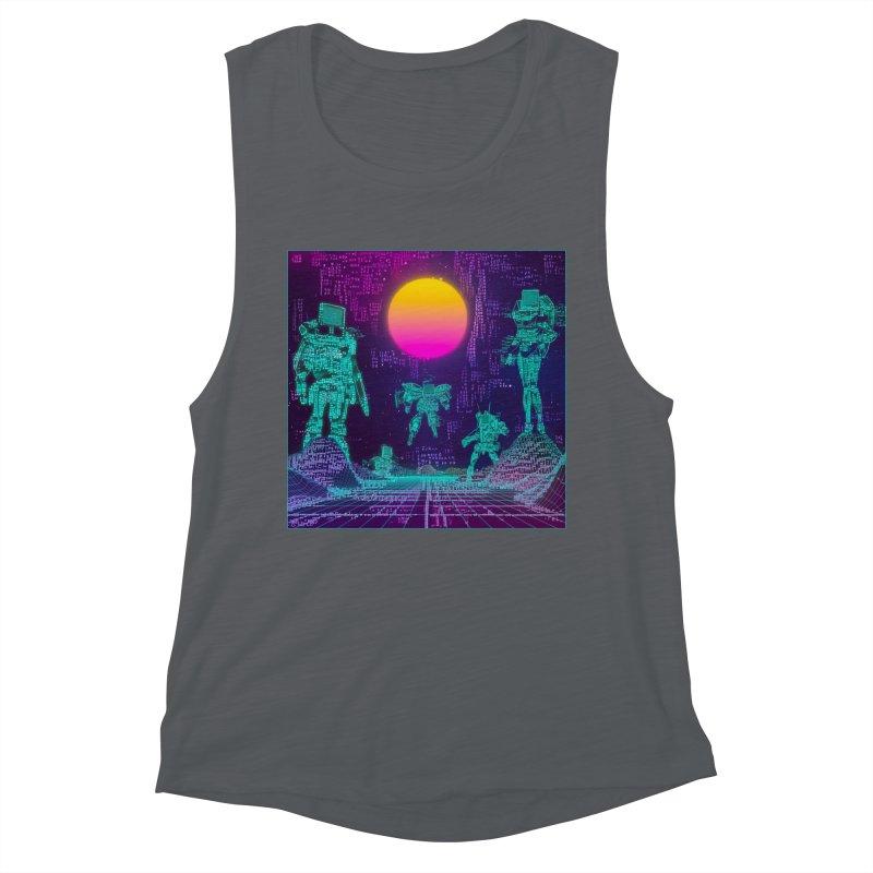 Static Troopers Women's Tank by Ugress Merchandise