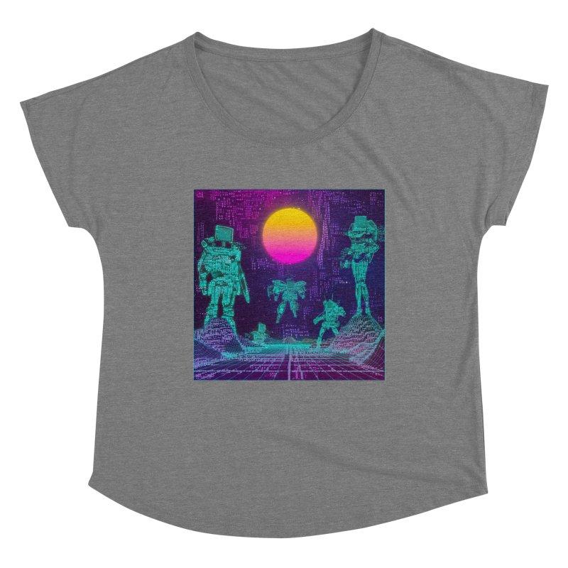 Static Troopers Women's Scoop Neck by Ugress Merchandise