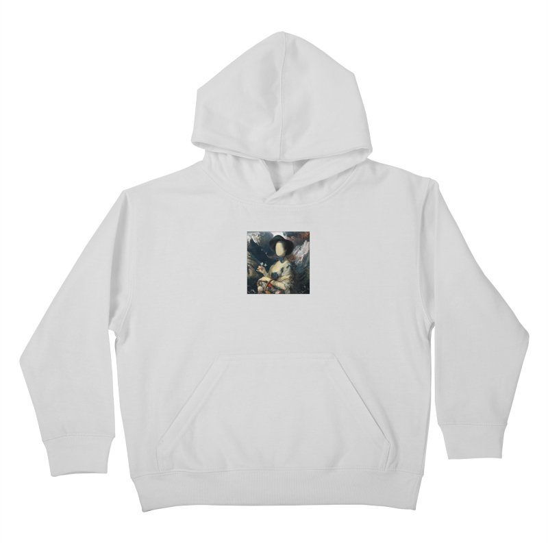 Your Apathy Is Important To Us Kids Pullover Hoody by Ugress Merchandise