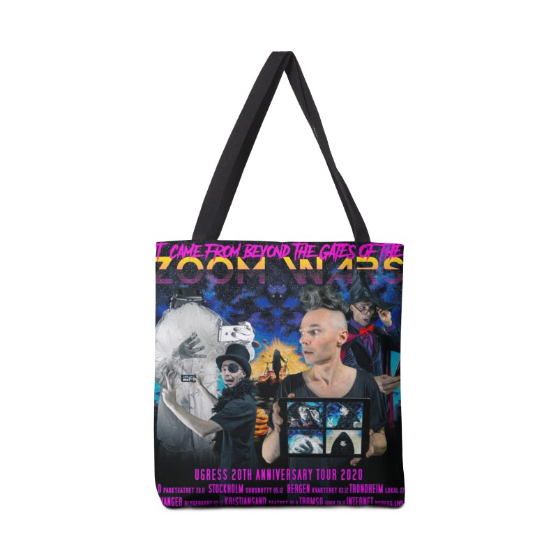 Useless 20th Anniversary Tour 2020 Poster Accessories Bag by Ugress Merchandise