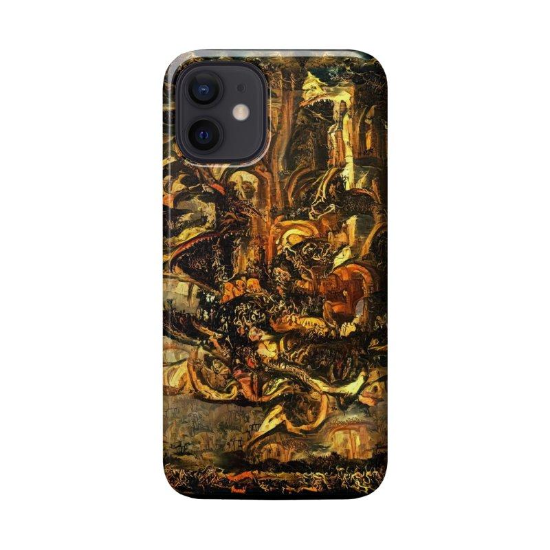 Anemoia 22 Accessories Phone Case by Ugress Merchandise