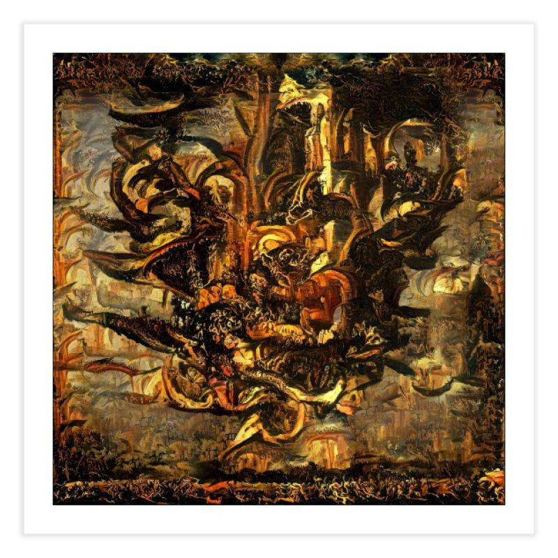 Anemoia 22 Home Fine Art Print by Ugress Merchandise