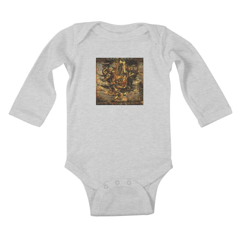 Anemoia 22 Kids Baby Longsleeve Bodysuit by Ugress Merchandise