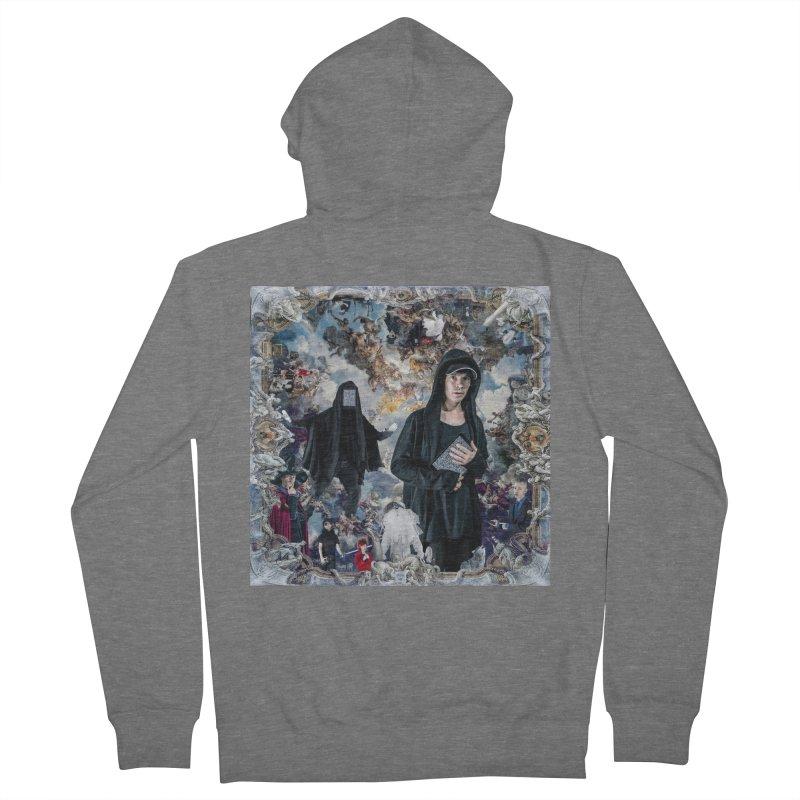 Scavenger Royale Women's Zip-Up Hoody by Ugress Merchandise