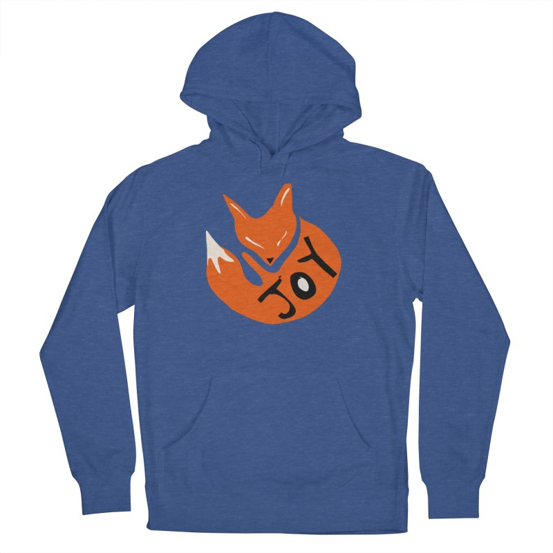 Joy Fox Women's Pullover Hoody by The Uh Ohs Fantastic Swag Spot of Legends And Yon
