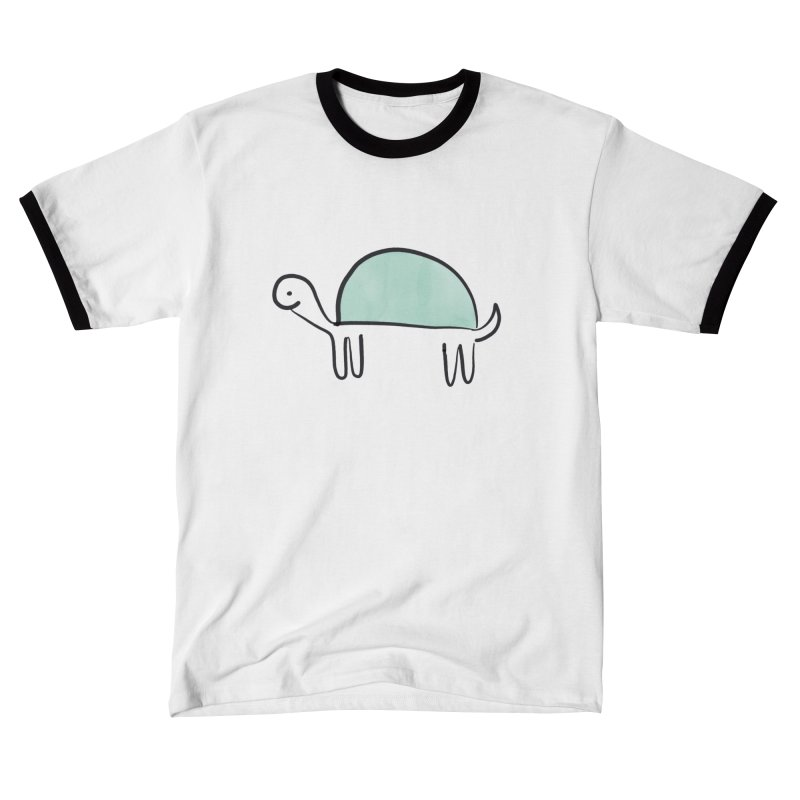 Turtle Time Women's T-Shirt by The Uh Ohs Fantastic Swag Spot of Legends And Yon