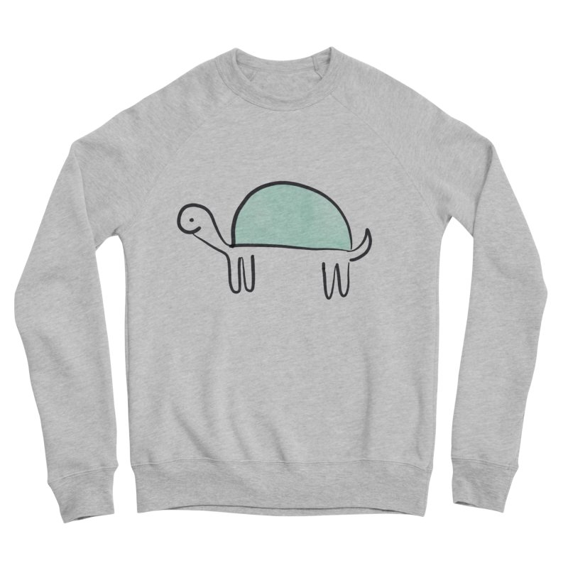 Turtle Time Women's Sweatshirt by The Uh Ohs Fantastic Swag Spot of Legends And Yon