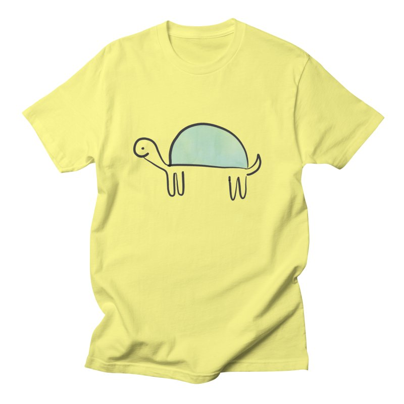 Turtle Time Men's T-Shirt by The Uh Ohs Fantastic Swag Spot of Legends And Yon