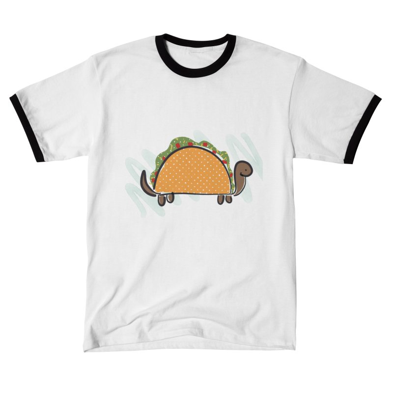 Taco Turtle Women's T-Shirt by The Uh Ohs Fantastic Swag Spot of Legends And Yon