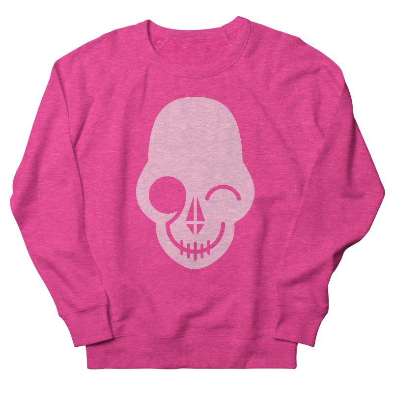 Flirting with danger (Pink) Women's Sweatshirt by PAPKOK