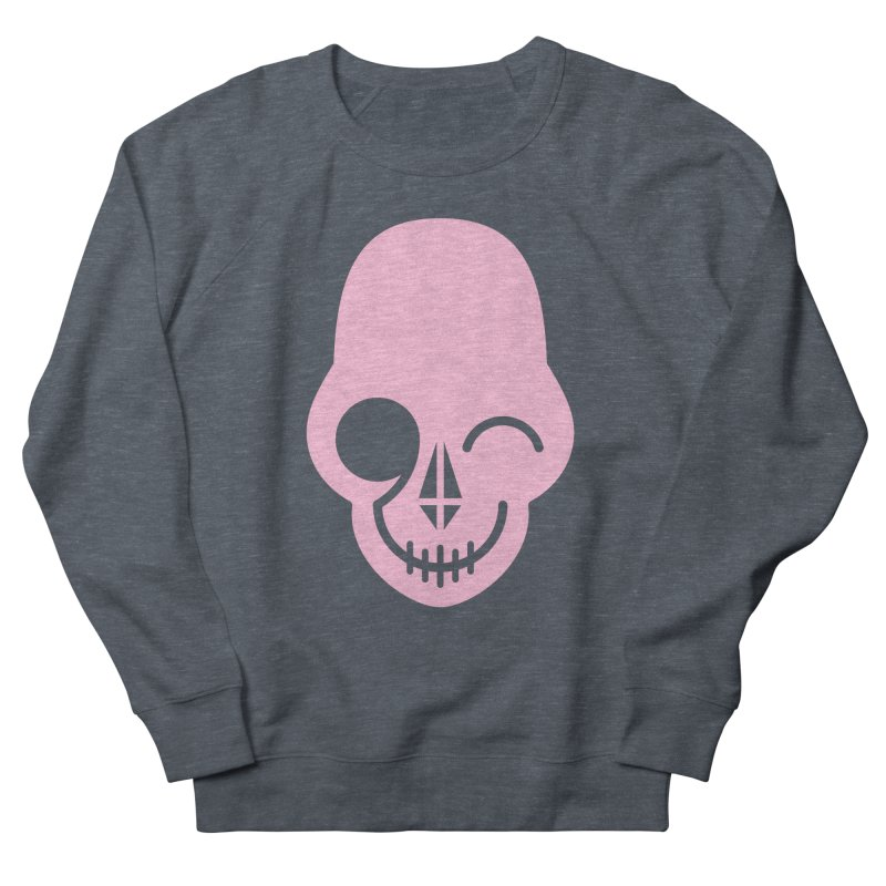 Flirting with danger (Pink) Men's Sweatshirt by PAPKOK
