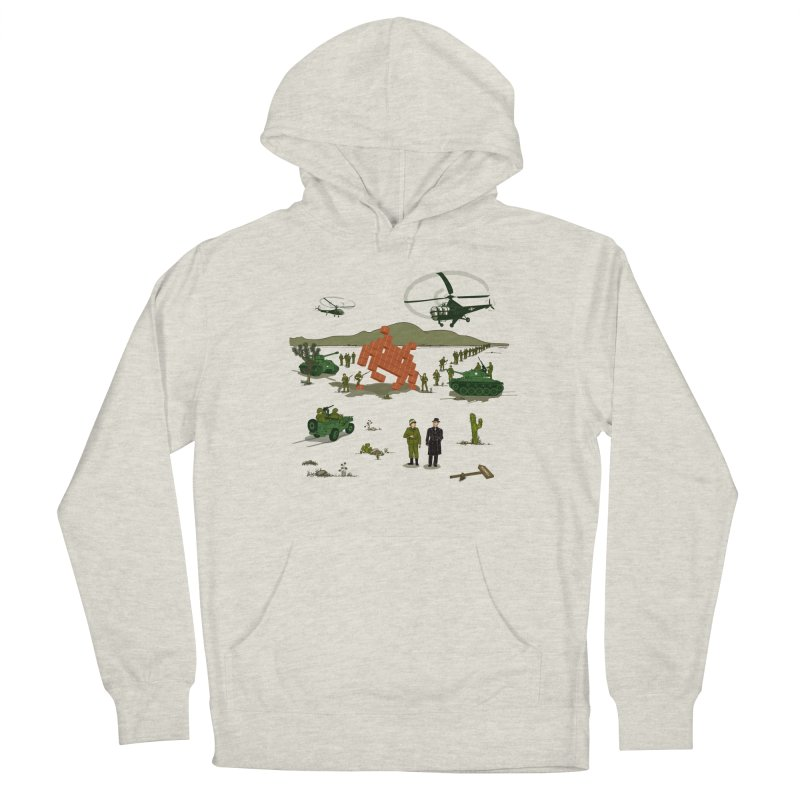 Roswell UFO incident. Women's Pullover Hoody by UMI's Artist Shop