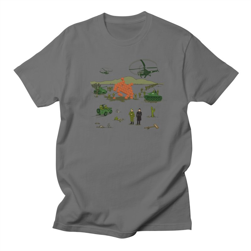 Roswell UFO incident. Men's T-shirt by UMI's Artist Shop