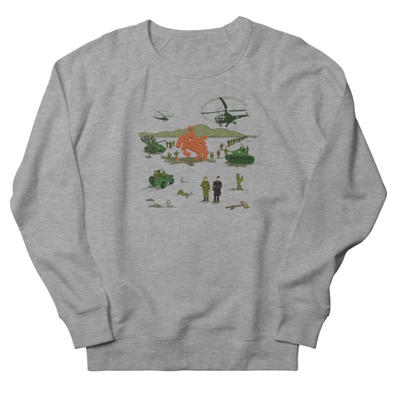 Roswell UFO incident. Women's Sweatshirt by UMI's Artist Shop