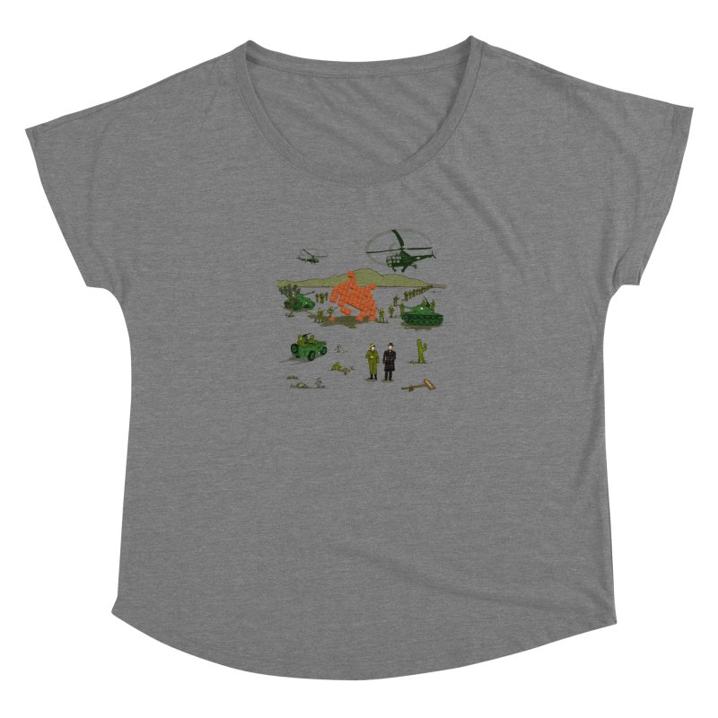 Roswell UFO incident. Women's Dolman by UMI's Artist Shop