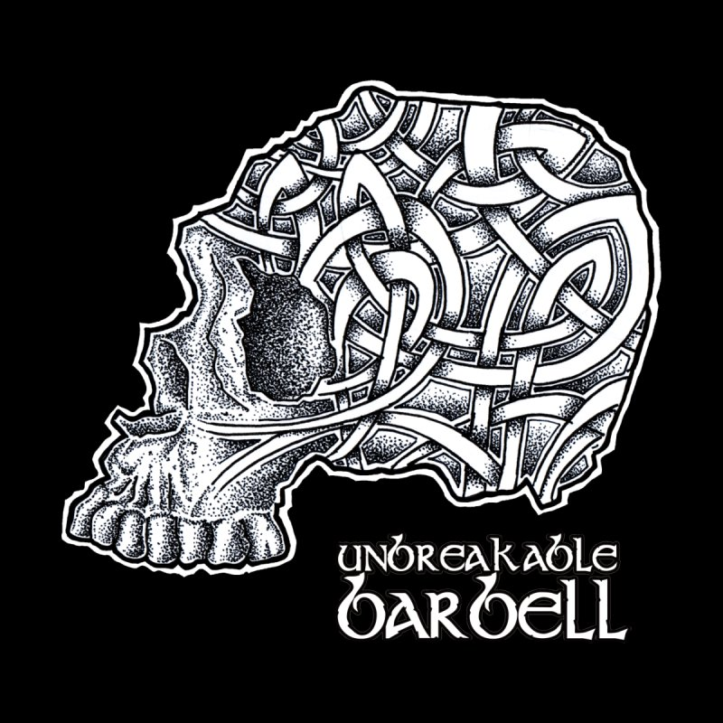 Celtic Skull by Unbreakable Barbell