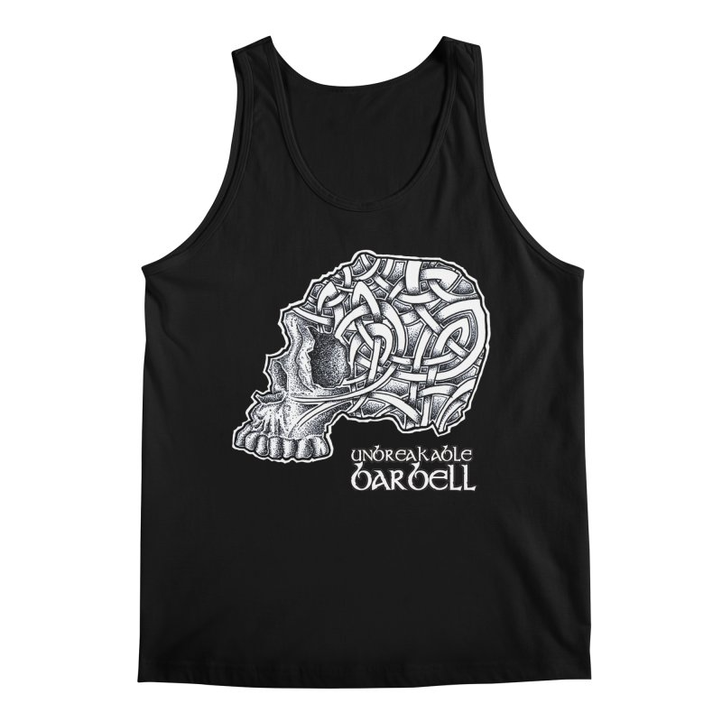 Celtic Skull Men's Regular Tank by Unbreakable Barbell