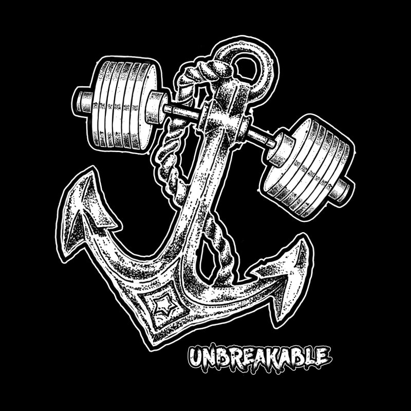 Anchor Men's Longsleeve T-Shirt by Unbreakable Barbell
