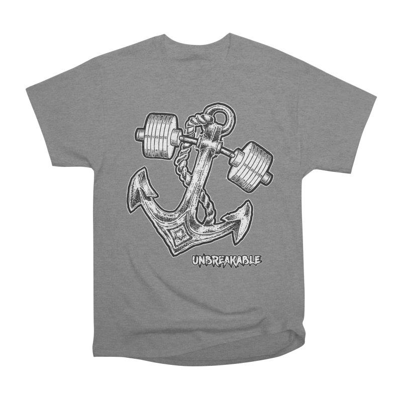 Anchor Men's T-Shirt by Unbreakable Barbell