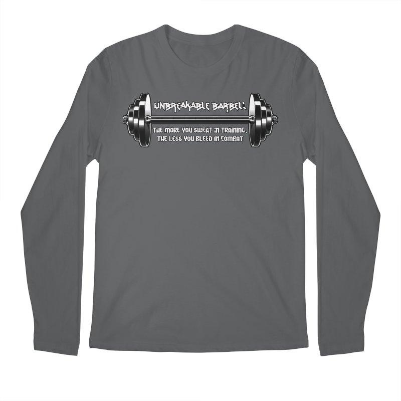 Combat Men's Longsleeve T-Shirt by Unbreakable Barbell