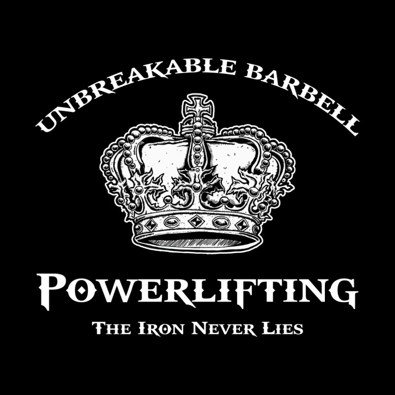 Crown Kids T-Shirt by Unbreakable Barbell