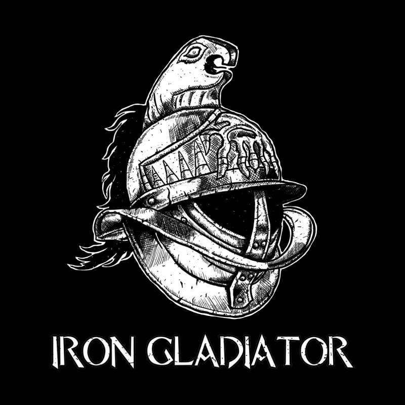 Gladiator Kids T-Shirt by Unbreakable Barbell