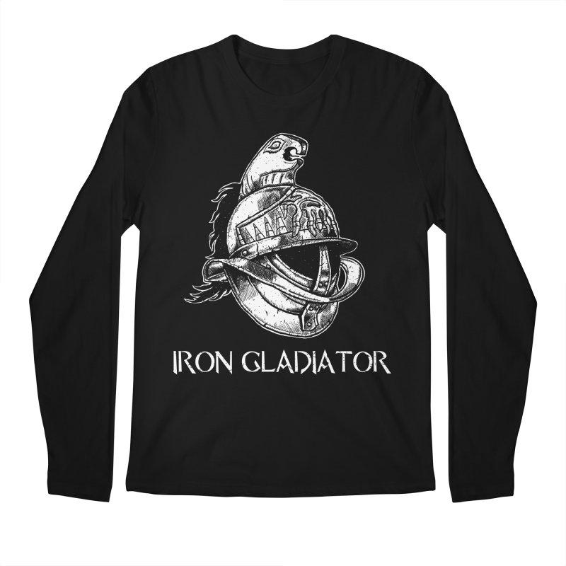 Gladiator Men's Regular Longsleeve T-Shirt by Unbreakable Barbell