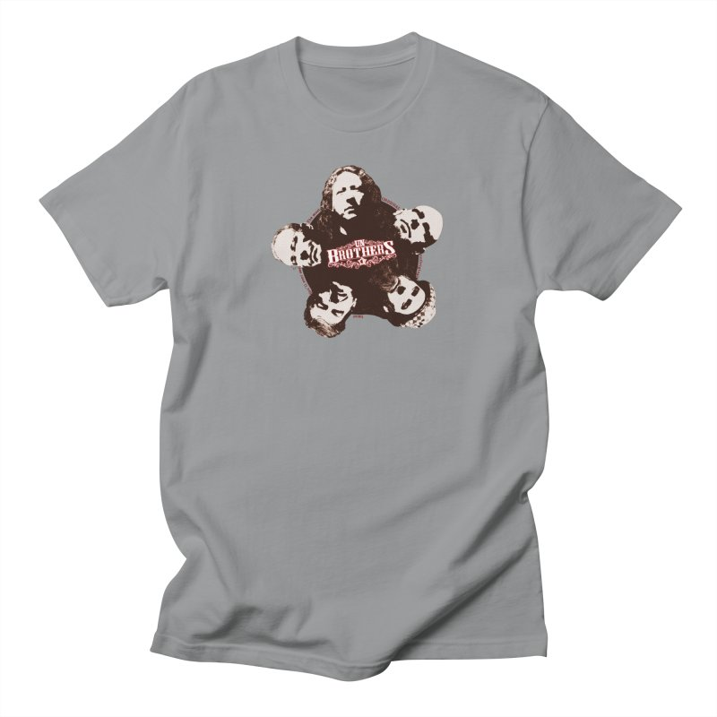 unBrothers Heads Men's T-Shirt by unStuff by unBrothers